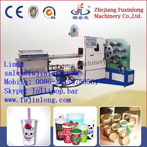 Six-Color Curved Surface Offset Cup Printer (FJL-6B) pictures & photos