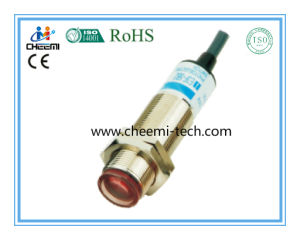 M24 Cylindrical Type Photoelectric Switch Sensor Through-Beam NPN No pictures & photos