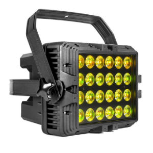 Waterproof 24X10W RGBWA 5in1 Outdoor LED PAR Light pictures & photos