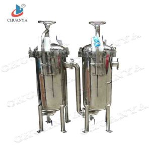 Multi Bag Filter Housing with Ss 304 Ss316 pictures & photos
