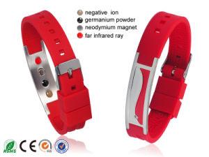 2017 New Design Wholesale Cheap Price Energy Bracelet (CP-JS-ND-003) pictures & photos