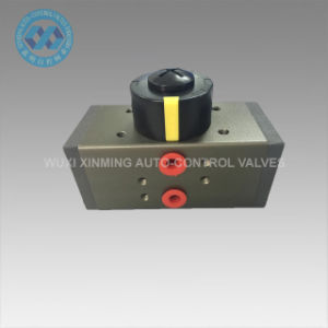 "Small Pneumatic Rotary Actuator for 1/4"" Ball Valve pictures & photos"