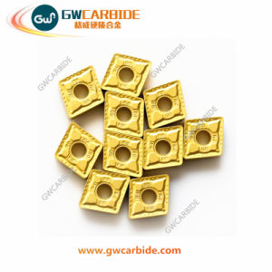 Carbide CNC Indexable Inserts Cnmg pictures & photos