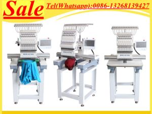 Swf Type 1 One Head Multi-Function Hat/Towel/T-Shirt Embroidery Machine with Best Quality pictures & photos