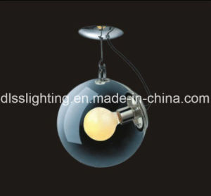 2017 Wholesale Price Modern Round Glass Ceiling Lamp for Indoor Decoration pictures & photos