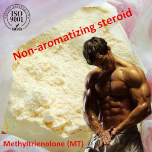 Potent Steroid Methyltrienolone Mt Raw Pure Powder for Bodybuilders pictures & photos