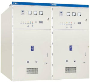 Kyn61 33kv Removable AC Metal-Enclosed Switchgear Cabinet pictures & photos
