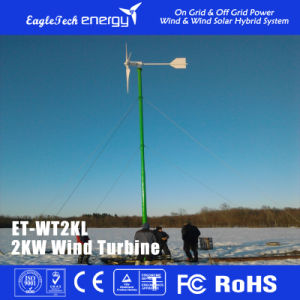 2kw Wind Turbine Wind Mill Wind System Wind Power System pictures & photos
