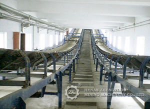 Long Distance Convey Fixed Belt Conveyor Euipment pictures & photos