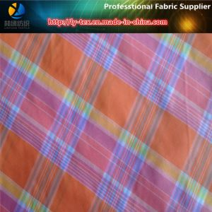 Colorful Yarn Dyed Nylon Fabric for Women Shirt pictures & photos
