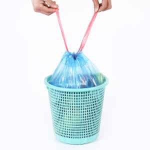 Plastic Drawstring Garbage Bag pictures & photos