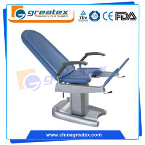 Electric Hydraulic Lift Chair / Gynecological Examination Couch