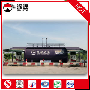 40FT Container 40000L Explosion-Proof Mobile Fuel Station pictures & photos