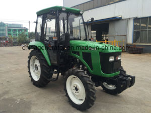 Suyuan Sy-504-1 4WD Agricultural Farm Wheeled Tractor