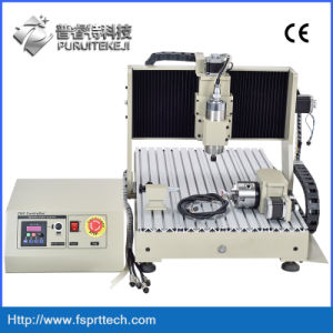 Single Phase CNC Router CNC Stone Carving Machine pictures & photos