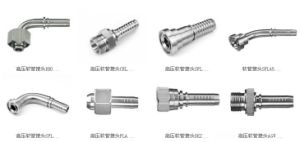 Hydraulic Hose Fitting for Short Eye pictures & photos