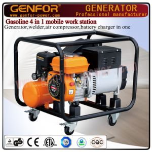 100% Copper Welder, Generator, Air Compressor and Battery Charger 4 in 1 Machine pictures & photos