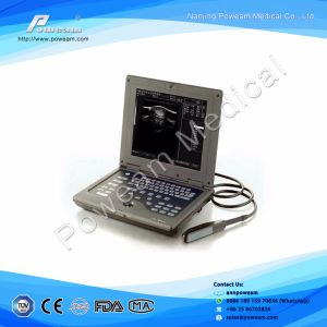 Medical Portable Ce ISO Full-Digital Laptop Veterinary Ultrasound Scanner pictures & photos