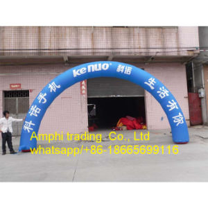 2015 Hot Sale Inflatable Gate, Arch Type Inflatable Entrance pictures & photos