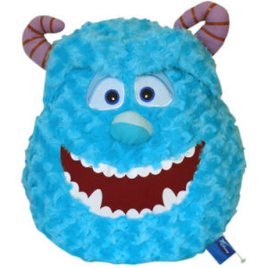 Monster Cylinder College and Single Eye Plush Soft Pillow pictures & photos