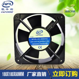 Kfl18060 High-Temperature Copper Line AC Axial Cooling Fan pictures & photos