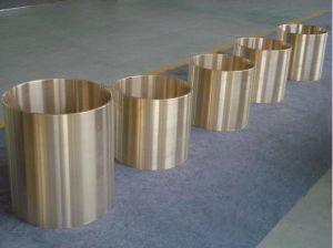 Nickel Bronze Tube of Centrifugal Casting