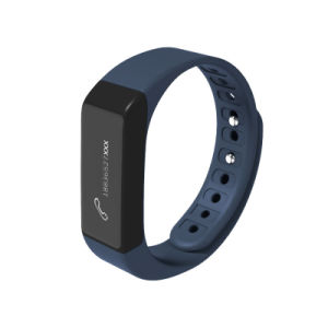 Lowpower Consumption Bluetooth V4.0 Smart Wrist Bracelet Watch pictures & photos