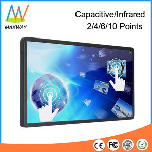 Android LCD Touchscreen Advertising Display Touch Screen Monitor WiFi pictures & photos