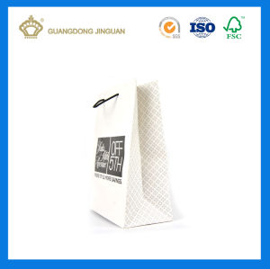 High Quality Cheap Customized Paper Cosmetic Bag (Handmaded foldable) pictures & photos