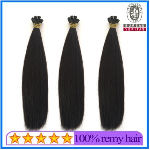 Best Quality I Tip Keratin Brazilian Remy Hair pictures & photos