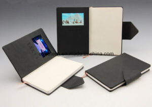 Custom Logo Power Bank with Notebook pictures & photos