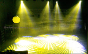 190W LED Spot Moving Head for Concert Production Stage (HL-190ST) pictures & photos