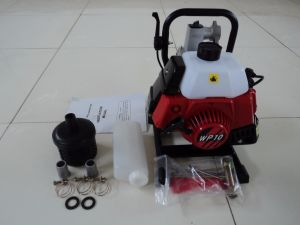 Gasoline Water Pump High Pressure Wp15 pictures & photos