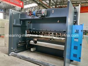 Jsd 4m Steel Sheet Press Brake Machine with Delem Da52s CNC pictures & photos