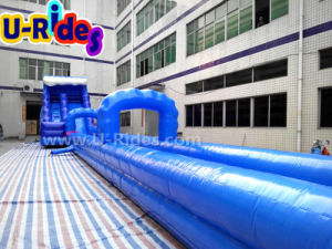 30m long Wet Spray Water Slide with Pool pictures & photos