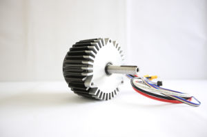 Mac 36V/48V 3000rpm Brushless DC Motor Lawn Mower Motor