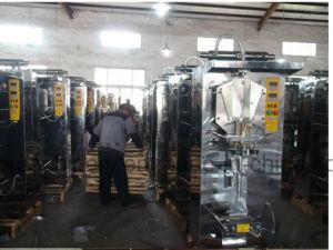 Automatic Water Liquid Bag Filling Machine (BOSJ-BF1000)