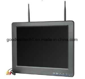 12.1 Inch 4: 3 CCTV LCD Monitor pictures & photos