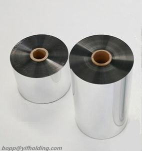 8mic Metallized Polyester Film Using for The Flexible Packaging and Insulation Product pictures & photos