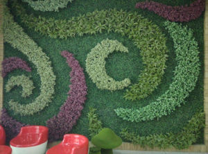 Artificial Grass Wall pictures & photos