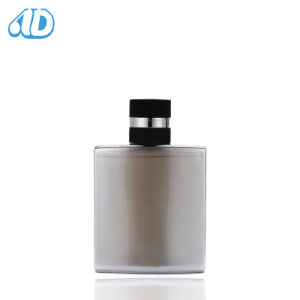 Ad-P18 Electrosilvering Coating Square Perfume Glass Bottle 30ml pictures & photos