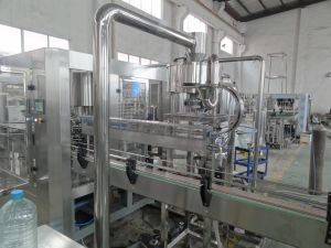 Small Automatic Drinking Bottled Water Production Line pictures & photos
