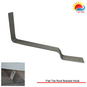 Hot Sale Tile Roof Solar Hook for Solar Panel Mounting (ZX028) pictures & photos