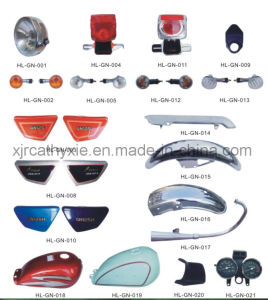 Motorcycle Body Parts Suzuki Gn125 with High Quality pictures & photos