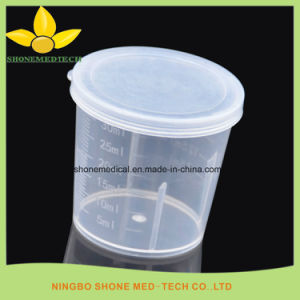 Lab Scale Cup with Cap 30ml pictures & photos
