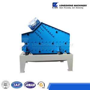 Two Layer Vibrating Screen for Wet River Sand Dewatering Usage pictures & photos