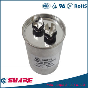 Cbb65 450V 25UF Motor Starting Air Conditioner Sh Capacitor pictures & photos