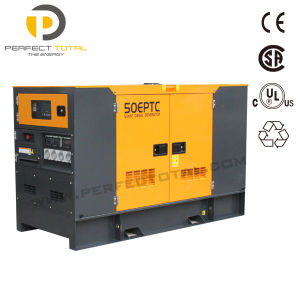Top Quality Main Power 20 Kw Diesel Generator