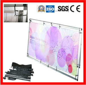 Banner Outdoor for Display pictures & photos