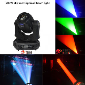 Nj-L200 200W LED Beam Moving Head Light pictures & photos